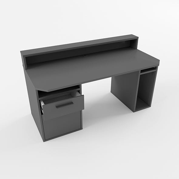 Gaming Desk - 3DOcean Item for Sale