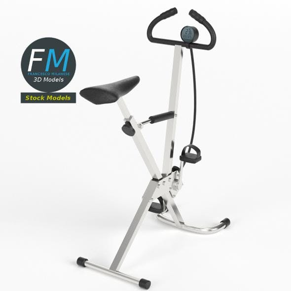 Gym equipment cyclette