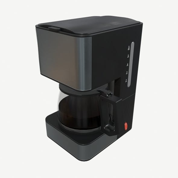 Coffee Maker - 3DOcean Item for Sale