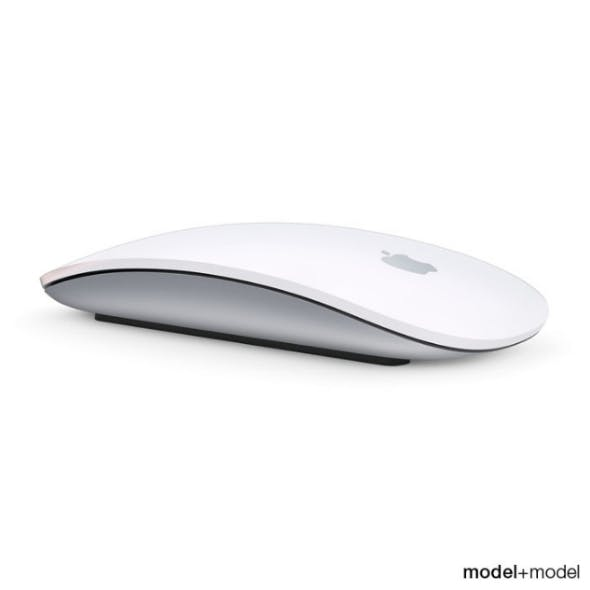 Apple Mouse Wireless - 3DOcean Item for Sale