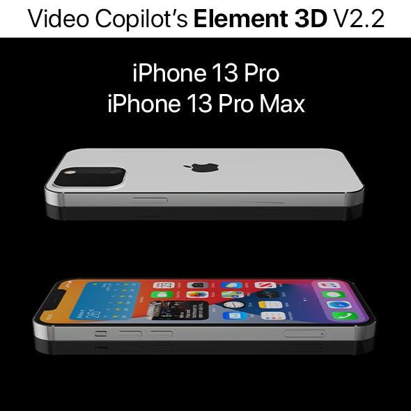 Element 3D - iPhone 13 Pro Collection