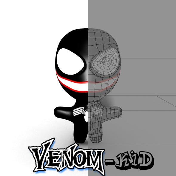 Venom-kid Model