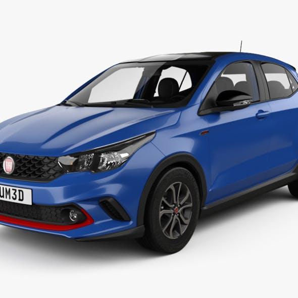 Fiat Argo HGT Opening Edition Mopar with HQ interior 2017