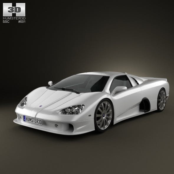 SSC Ultimate Aero 2009