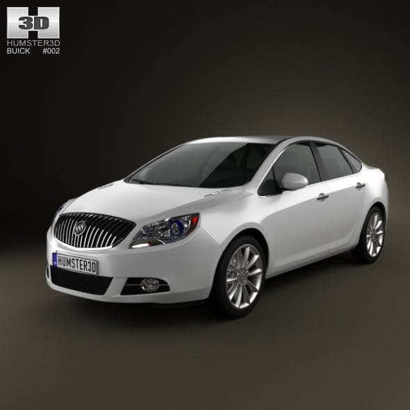 Buick Verano (Excelle GT) 2012 - 3DOcean Item for Sale