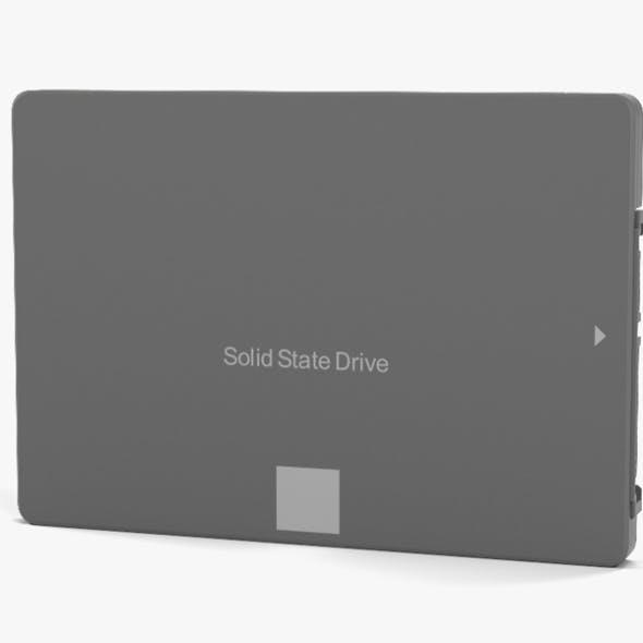 Generic SSD - 3DOcean Item for Sale