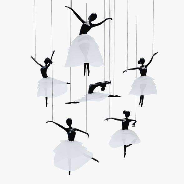 ballet decoration