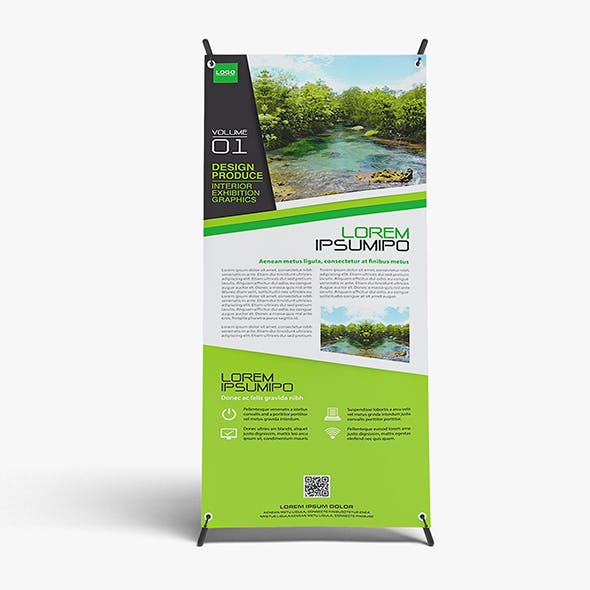standee exhibition - 3DOcean Item for Sale