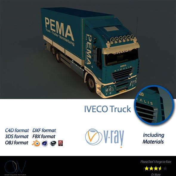 Iveco Truck 3D Model