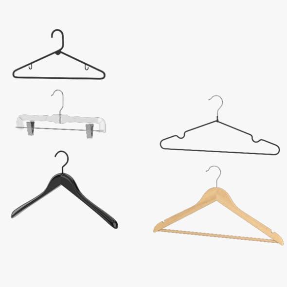 Clothes Hangers Set