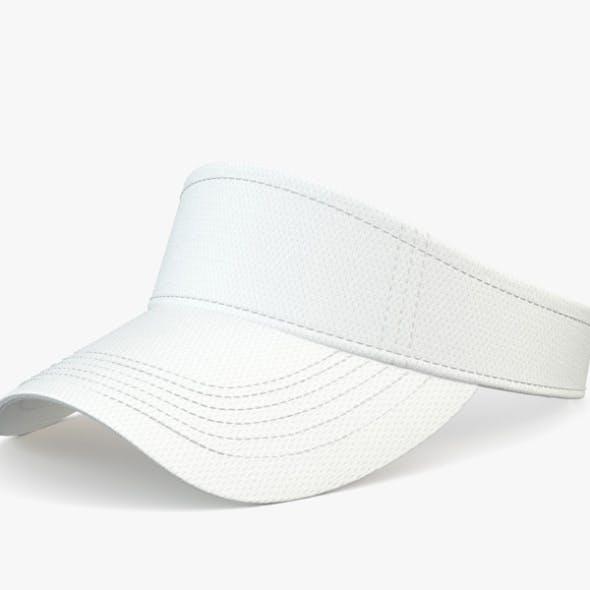 Sport Visor - 3DOcean Item for Sale