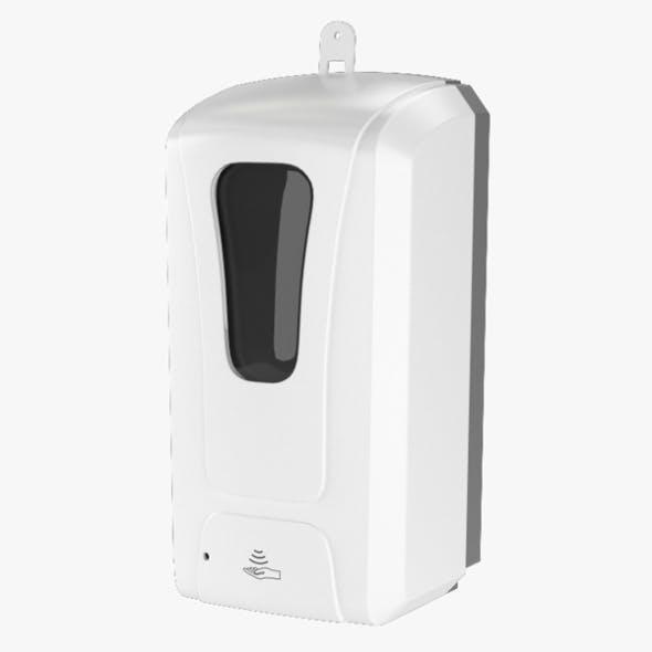 Sanitizer Dispenser - 3DOcean Item for Sale