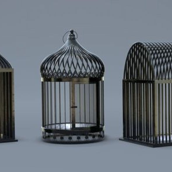 Bird Cage Collection