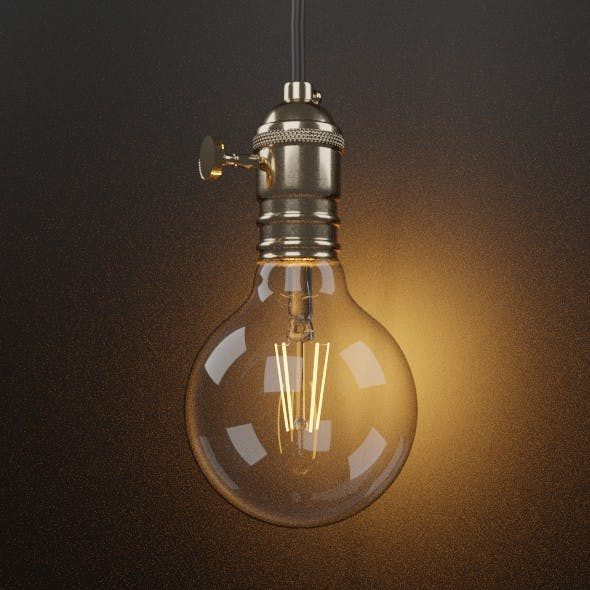 Edison Bulb retro
