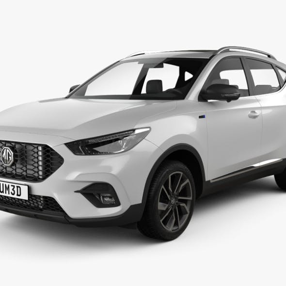 MG ZS 2021 - 3DOcean Item for Sale