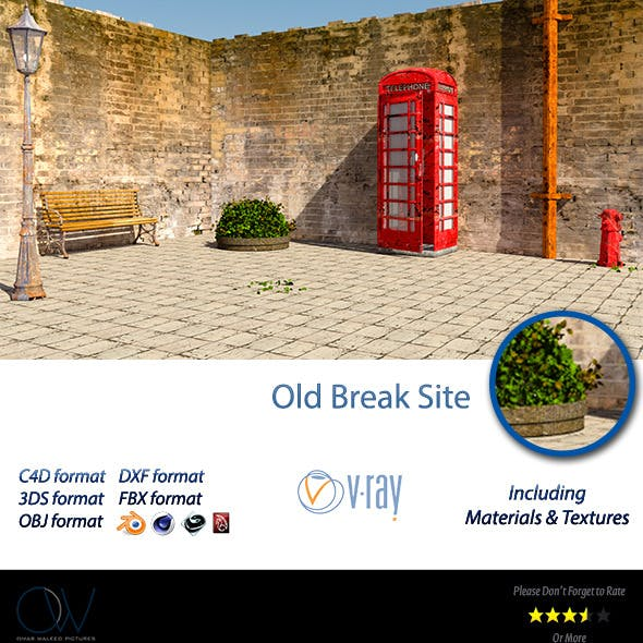 Old Break Site