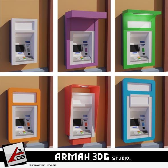 ATM machine - 3DOcean Item for Sale