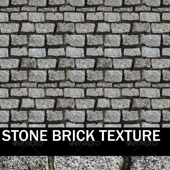 Stone Brick High Resolution Texture