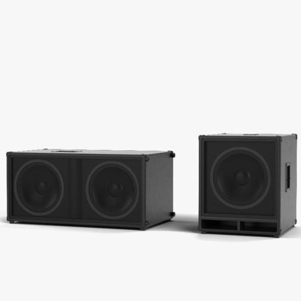 Concert Sound Speakers
