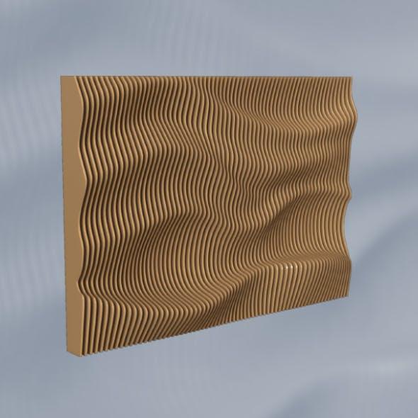 Parametric Wall Wave