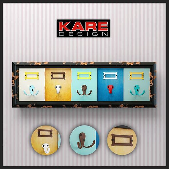 Hanger Kare Design Coat Rack Index 78232