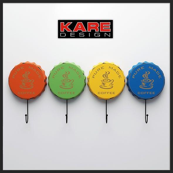 Hanger Kare Design Coat Rack Capsule77720