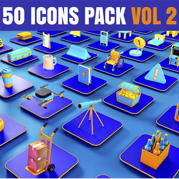 Collection icon pack vol 2