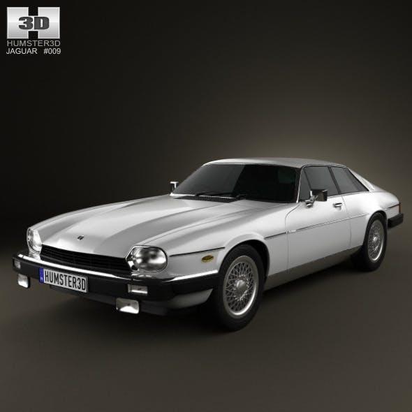 Jaguar XJ-S coupe 1975 - 3DOcean Item for Sale