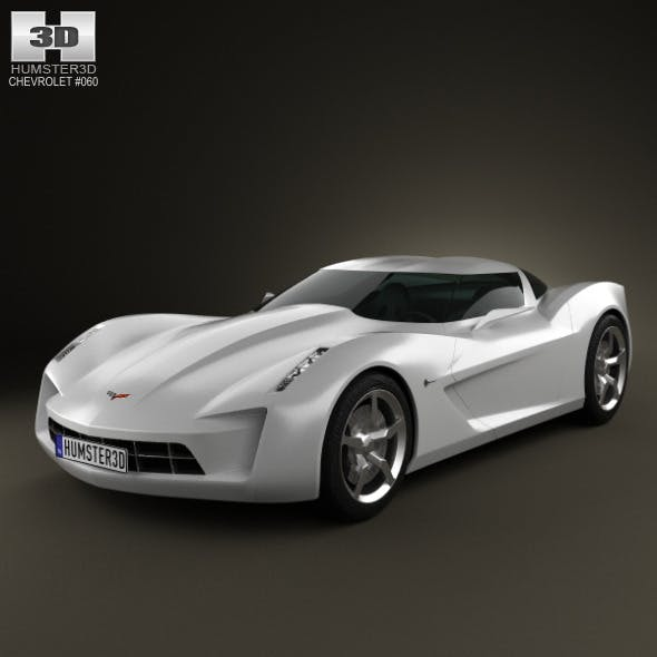 Chevrolet Stingray concept 2009