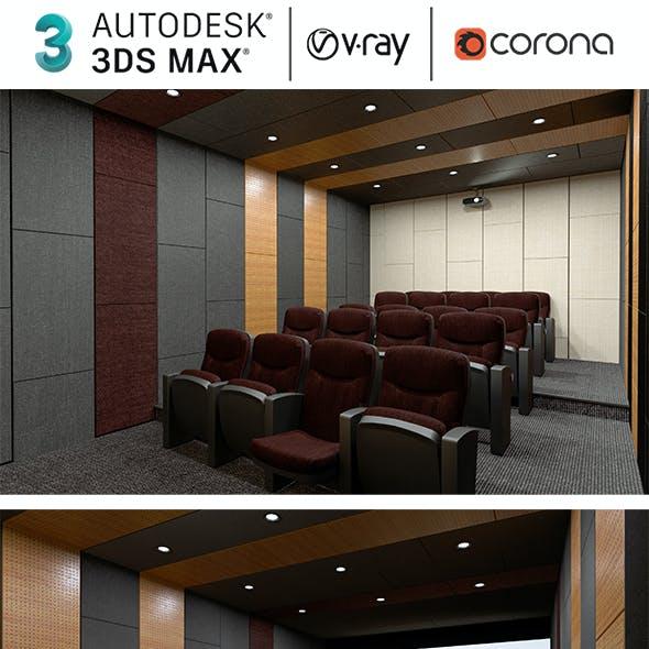 Home Cinema Design Collection 04 3D model