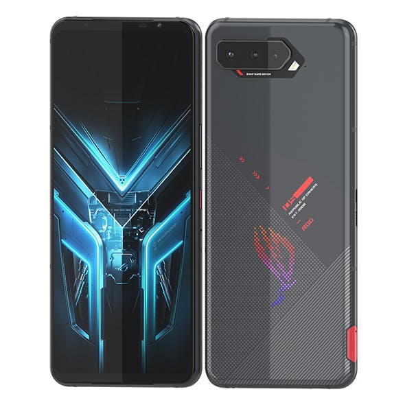 ROG Phone 5 - 3DOcean Item for Sale