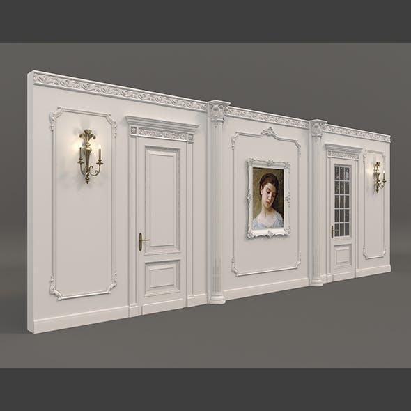 Classic Interior Wall Decoration 5