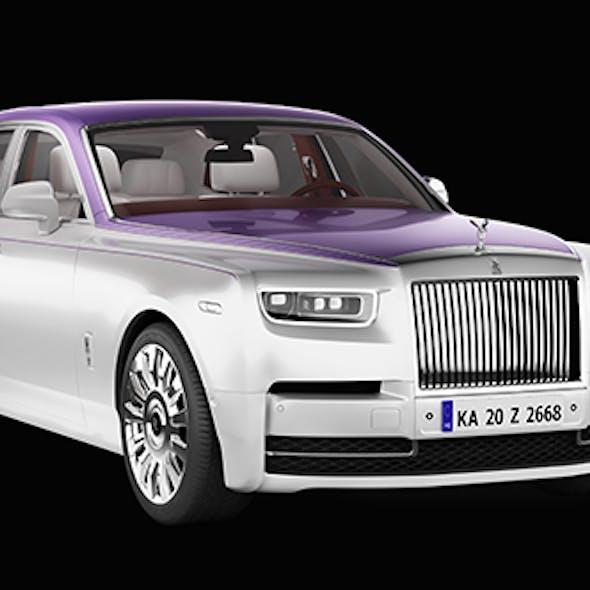 Rolls Royce Phantom car