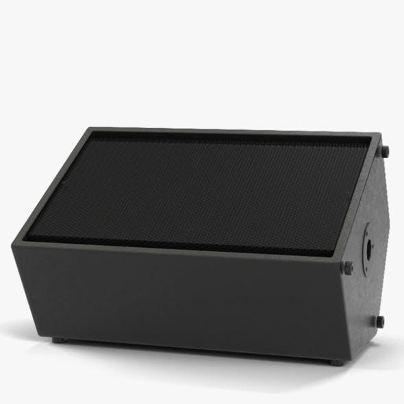 Speaker System On Ground