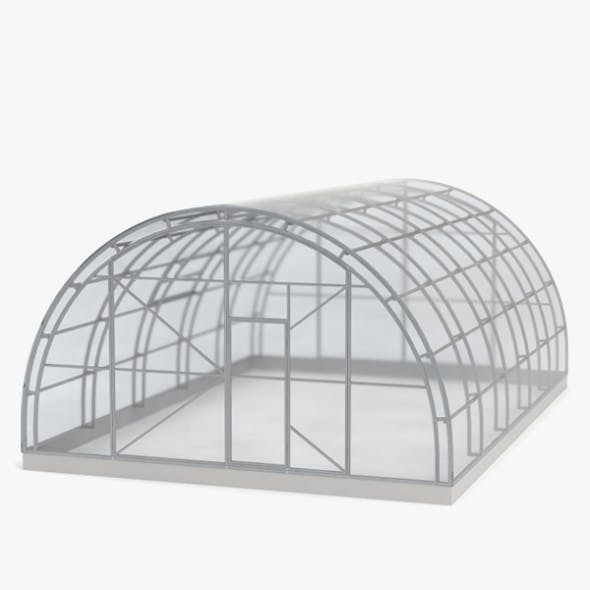 Greenhouse - 3DOcean Item for Sale