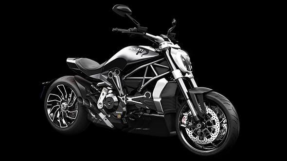 Ducati Xdiavel S - 3DOcean Item for Sale