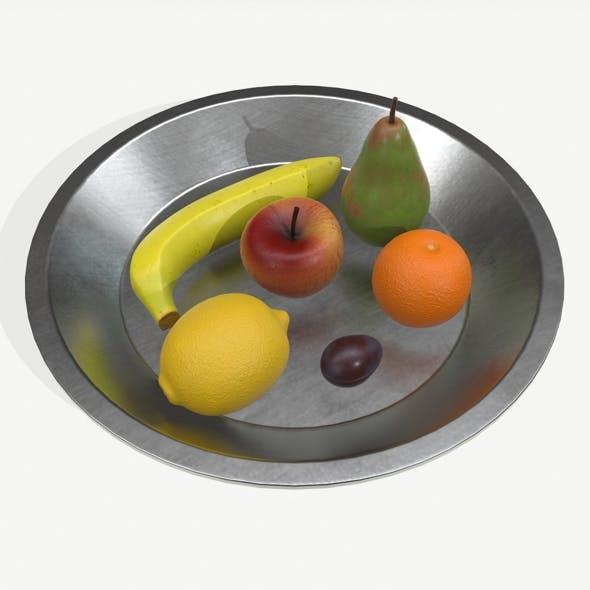 Fruit Set - 3DOcean Item for Sale