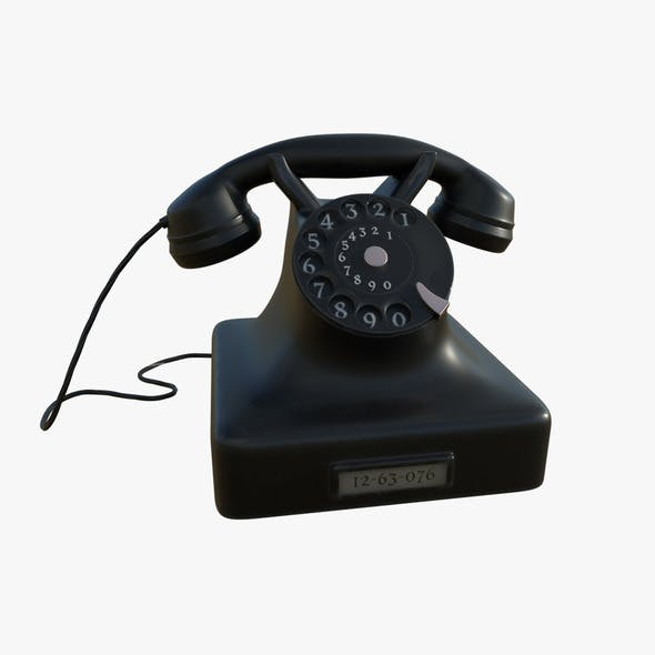 Telephone - 3DOcean Item for Sale