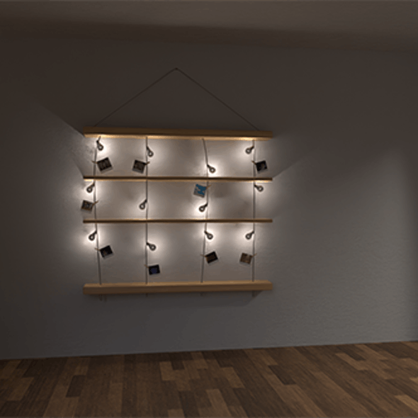 Wall Light Galleria