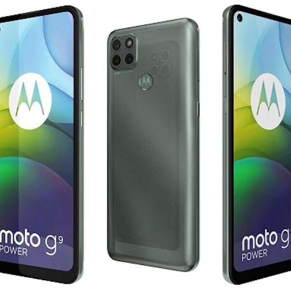 Motorola Moto G9 Power Metallic Sage