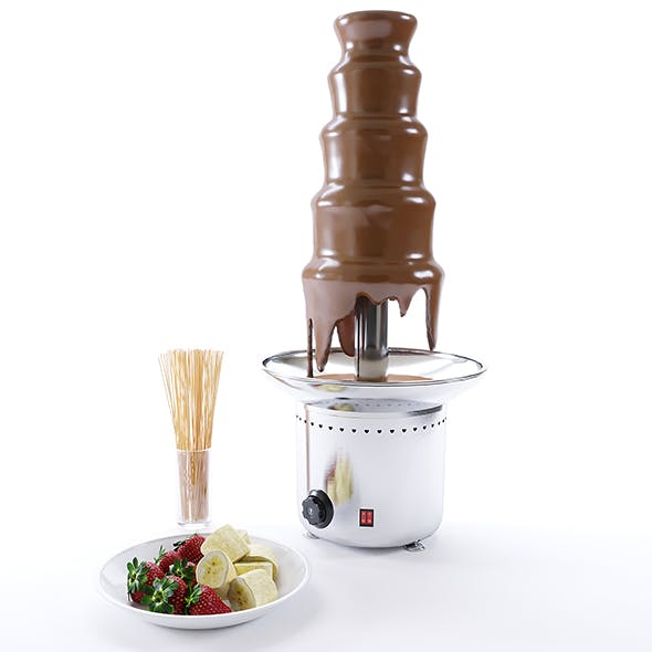 Chocolate Fountain Gastrorag