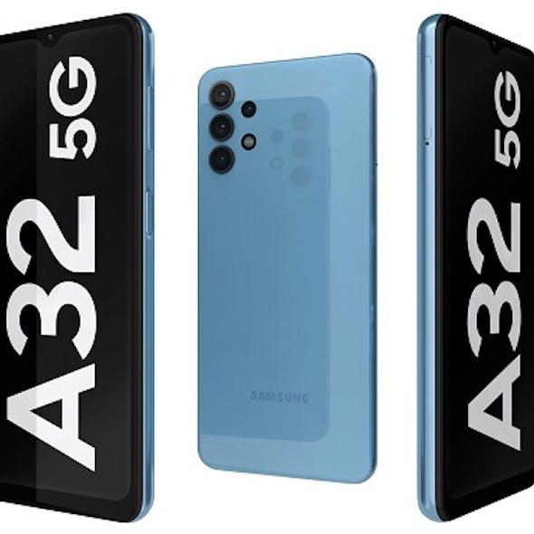 Samsung Galaxy A32 5G Awesome Blue
