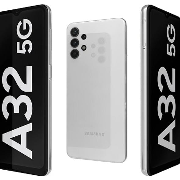 Samsung Galaxy A32 5G Awesome White