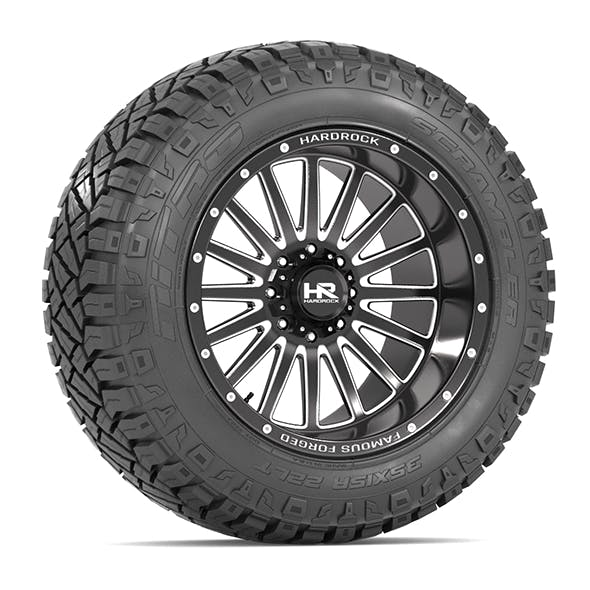 OFF ROAD WHEEL AND TIRE 15 - 3DOcean Item for Sale