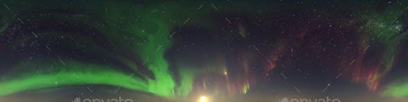 Northern Lights HDRI - 3DOcean Item for Sale