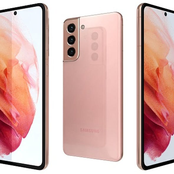 Samsung Galaxy S21 Phantom Pink
