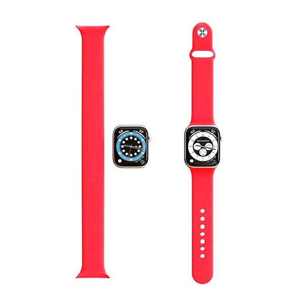 Apple Watch Series 6 RED Sport Band - 3DOcean Item for Sale