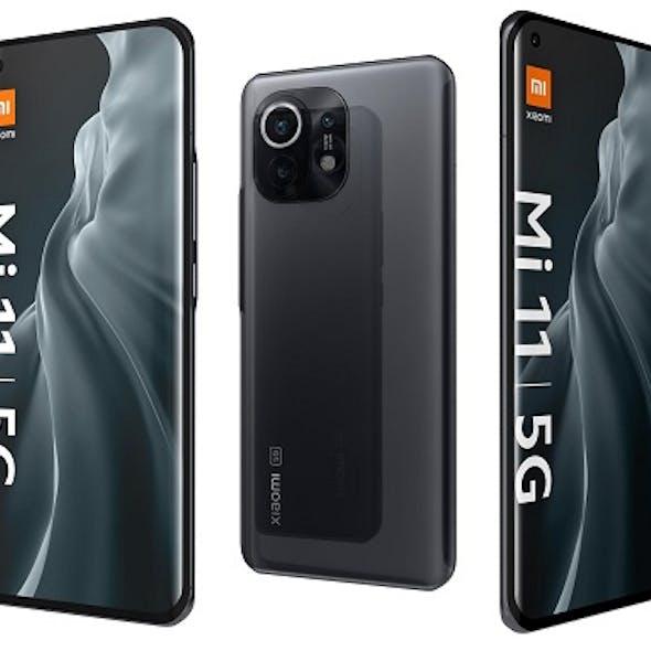 Xiaomi Mi 11 5G Midnight Gray