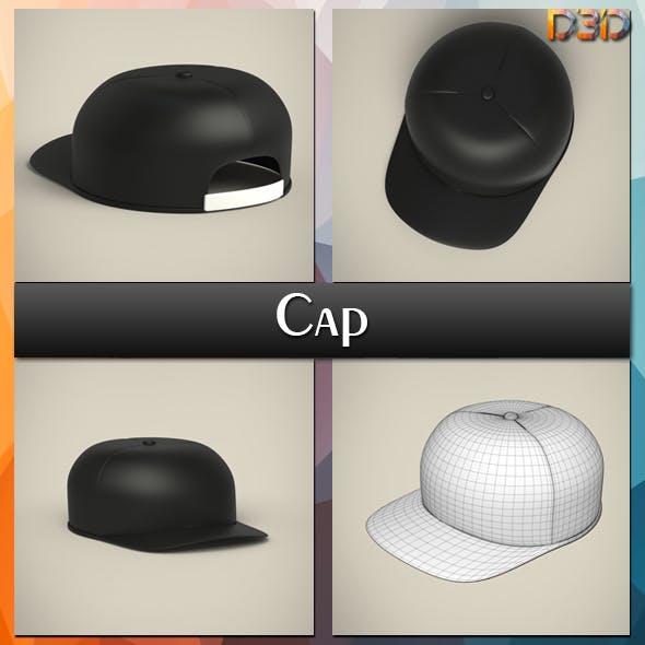 Cap - 3DOcean Item for Sale