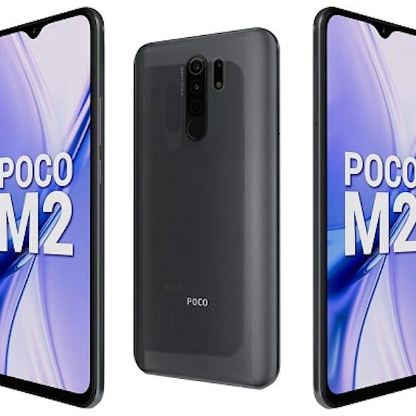 Xiaomi Poco M2 Pitch Black